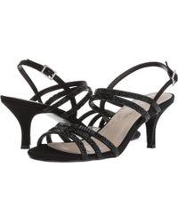 Caparros - Nichole (pewter Metallic) Women's Sandals - Lyst