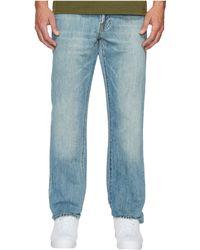 Lucky Brand - 410 Athletic Slim Fit Jeans In Pelican Lake (pelican Lake) Men's Jeans - Lyst