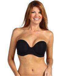 Wacoal - Red Carpet Full-busted Strapless Bra 854119 - Lyst