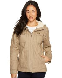 Cinch | Hooded Canvas Jacket | Lyst