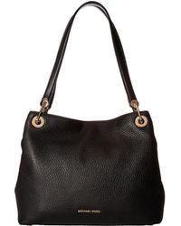 d9ed41b1a7d3 MICHAEL Michael Kors - Raven Large Shoulder Tote (mushroom) Tote Handbags -  Lyst
