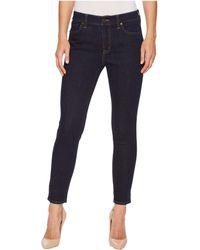 Lauren by Ralph Lauren - Premier Skinny Crop (rinse) Women's Jeans - Lyst