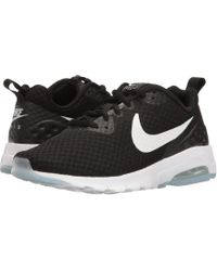 Nike - Air Max Motion Lightweight Lw (black/white) Women's Shoes - Lyst