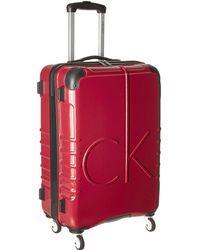 """CALVIN KLEIN 205W39NYC - Ck-526 Islander 24"""" Upright Suitcase - Lyst"""
