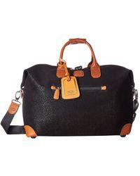 Bric's - Life - 18 Cargo Duffel (black) Duffel Bags - Lyst