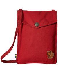Fjallraven - Pocket (sand) Backpack Bags - Lyst