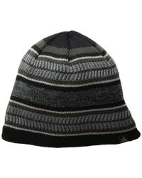 81816fa253c Lyst - adidas Eclipse Climawarm® Reversible Beanie in Black for Men