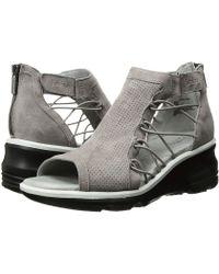 d61d4ac8a15 Jambu - Naomi (black 1) Women s Wedge Shoes - Lyst