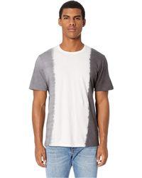 Baldwin Denim - Clinton (iron/white) Men's Short Sleeve Pullover - Lyst