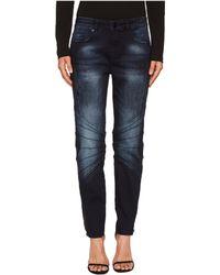 Versace Jeans - Skinny Moto Denim - Lyst