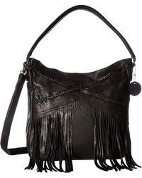 Day & Mood - Loreen Hobo (black) Hobo Handbags - Lyst