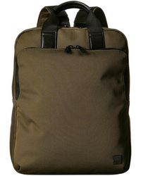Knomo - Brompton James Tote Backpack (charcoal) Backpack Bags - Lyst