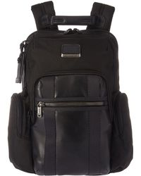 Tumi - Alpha Bravo Nellis Backpack (charcoal Restoration) Backpack Bags - Lyst