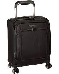 Samsonite - Silhouette Xv Spinner Boarding Bag (black) Luggage - Lyst