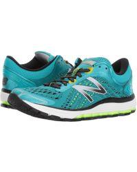 New Balance - 1260 V7 (steel/poisonberry) Women's Running Shoes - Lyst