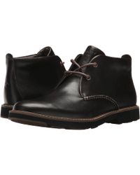 Sperry Top-Sider - Lace-up Chukka (dark Brown) Men's Lace-up Boots - Lyst