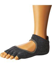 ToeSox - Bellarina Half Toe W/ Grip (melon) Women's No Show Socks Shoes - Lyst