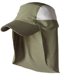 b5234f9a614 Columbia - Coolheadtm Cachalot (fossil) Traditional Hats - Lyst