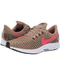 78a422a63e8 Lyst - Nike Lunarglide 9 (medium Olive dark Stucco black) Men s ...