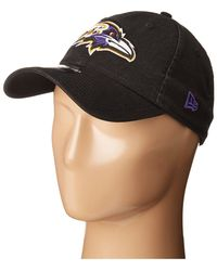 Lyst - Ktz Baltimore Ravens Gold Collection On-field 59fifty Cap in ... 935aae83317c