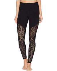 Lorna Jane - Harper Full-length Tights (black) Women's Casual Pants - Lyst