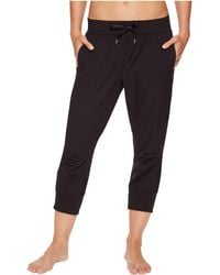 Lorna Jane - Barre Active 3/4 Pants - Lyst