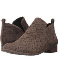Dr. Scholls - Rate (black Microfiber) Women's Shoes - Lyst