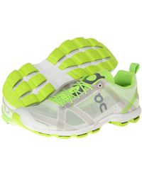 On - Cloudracer (silver/lime) Men's Running Shoes - Lyst