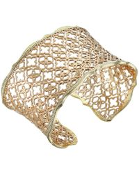 Kendra Scott - Candice Bracelet (mixed Gold/rose Gold) Bracelet - Lyst