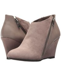 Dirty Laundry - Dl Violet Wedge Bootie - Lyst