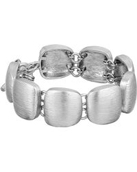 Cole Haan - Geometric Link Bracelet - Lyst
