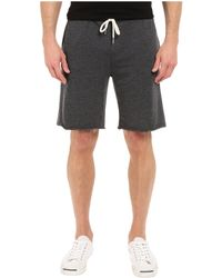Threads For Thought - Burnout Wash Shorts - Lyst