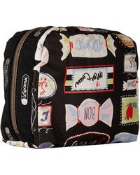 LeSportsac - Sq Essential Cosmetic Case - Lyst