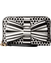 Betsey Johnson - Curtsy Wallet - Lyst