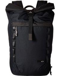 oakley bags zqe4  Oakley  Voyage 23l Rolltop Backpack  Lyst