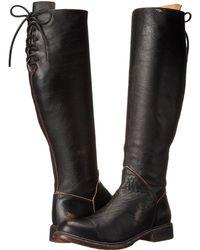 Bed Stu - Manchester (tiesta Di Moro Dip-dye) Women's Zip Boots - Lyst
