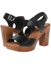 Eric Michael - Ginger (black) High Heels - Lyst