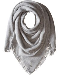 CALVIN KLEIN 205W39NYC - Cashmere-like Acrylic Square Scarf - Lyst