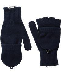 Converse - Core Mitten Flip Gloves - Lyst