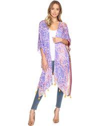 Bindya - Paisley Kimono - Lyst
