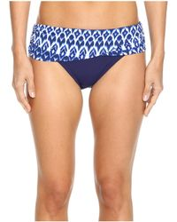 Bleu Rod Beattie - Road To Morocco Sarong Hipster Bottom - Lyst