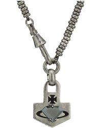 Vivienne Westwood - Kian Arrow Pendant Necklace - Lyst