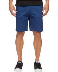 CALVIN KLEIN 205W39NYC Twill Walking Shorts