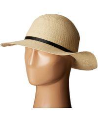 CALVIN KLEIN 205W39NYC - Fine Weave Sun Hat - Lyst