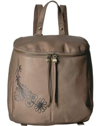 e4d4cebf0ad8 Hobo - River (parchment) Backpack Bags - Lyst