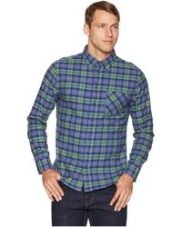 f77f876863a Lyst - United By Blue Sansom Plaid Shirt - Small in Black for Men