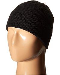 Smartwool - Textured Lid (black) Beanies - Lyst
