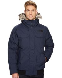 The North Face - Gotham Jacket Iii (tnf Black) Men's Coat - Lyst