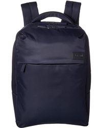 Lipault - Plume Business Laptop Backpack M (black) Backpack Bags - Lyst
