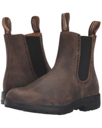 Blundstone - Bl1351 (rustic Brown) Women's Pull-on Boots - Lyst